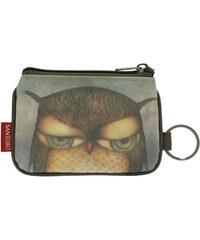 Santoro pouzdro na klíče Grumpy Owl