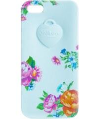 Ops! Objects kryt na iPhone Flower světle modrý