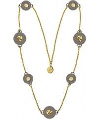 Ops! Objects náhrdelník Trésor šedý