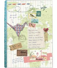 Disaster Designs zápisník Bon Voyage