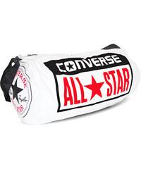 Converse sportovní taška bílá