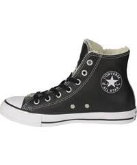 Converse černé pánské boty Chuck Taylor All Star Black/White kotníkové
