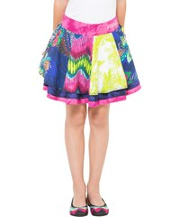 Desigual barevná sukně Solandra