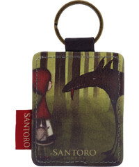 Santoro hnědá klíčenka One Upon a Time
