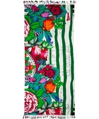 Desigual barevné dámské pareo Kikoy Mentawai