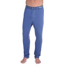 Diesel modré pánské domácí kalhoty Martin J Pantal