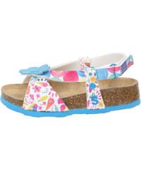 Desigual barevné dívčí sandálky Bio 3
