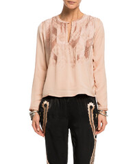 Scotch&Soda Embroidered Top