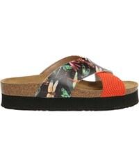 Desigual exotické pantofle Megara