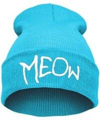 Ocuz Modrá čepice Beanie MEOw