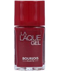 Bourjois Paris La Laque Gel Nail Polish 10ml Lak na nehty W Krok 1- barevný gelový lak - Odstín 8 Cherry D´Amour
