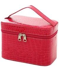 BMD kosmetický kufřík růžový krokodýl Hopy