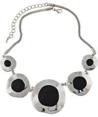 Lodestar Masívní černý náhrdelník Orion