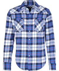 Levi's ® Barstow Western Langarmhemd code blue