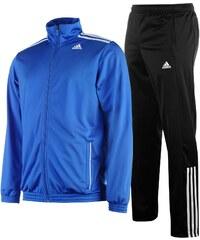 Sportovní souprava adidas 3 Stripe Entry pán. modrá/černá