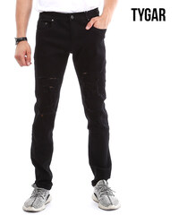 TYGAR Slim Fit-Jeans im Destroyed-Style - W30-L32