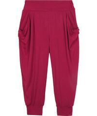 Lesara 3/4-Hose im Harems-Style - Pink - 36