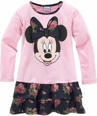 DISNEY Jerseykleid mit Minnie Mouse Druckmotiv