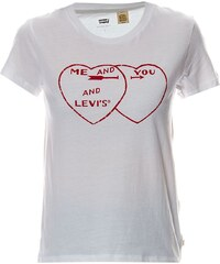 Levi's The perfect tee - T-shirt - blanc