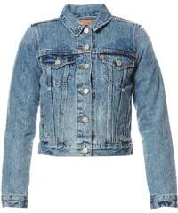 Levi's Authentic Trucker - Jeansjacke - jeansblau