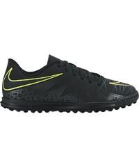 Nike 5 Elastico Junior Football Trainers Black/Volt