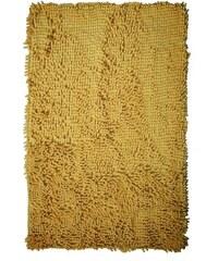Koupelnová předložka RASTA MICRO žlutá, Rozměry 50x80 BO-MA