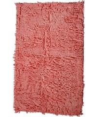 Koupelnová předložka RASTA MICRO růžová, Rozměry 50x80 BO-MA