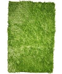 Koupelnová předložka RASTA MICRO NEW zelená, Rozměry 50x80 BO-MA