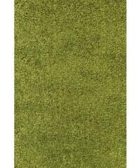Kusový koberec Life Shaggy 1500 green, Rozměry 60x110 Ayyildiz Teppiche