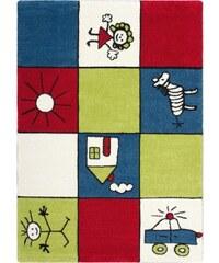 Kusový koberec CALIFORNIA KIDS 152 MULTI , Rozměry 80x150 Obsession