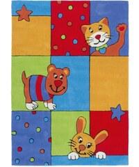Kusový koberec MAGIC KIDS 301 MULTI , Rozměry 80x150 Obsession