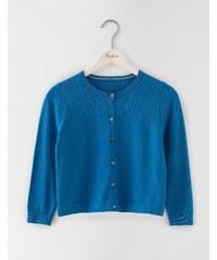 Favourite Crop Cardigan Blau Damen Boden
