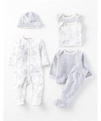 Neues Geschenkset für Babys Hellgrau Baby Boden