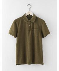 Genopptes Poloshirt Khaki Herren Boden