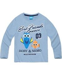 Disney Findet Dorie Langarmshirt blau in Größe 98 für Jungen aus 100% Baumwolle