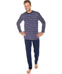 Italian Fashion Pánské pyžamo Teo dlouhé