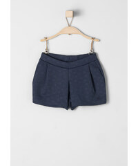 s.Oliver Jersey-Shorts mit Allover-Muster