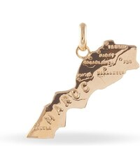 Histoire d'Or Pendentif - bronze