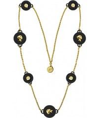 Ops! Objects náhrdelník Trésor černý