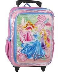 SunCe Junior batoh na kolečkách - Disney Princezny