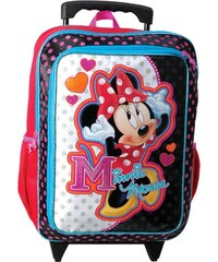 SunCe Junior batoh na kolečkách - Disney Minnie