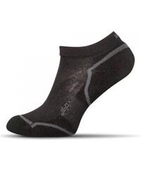 Kotníkové bambusové pánské pohodlné ponožky