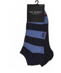 Top Secret Men's Socks Double Pack
