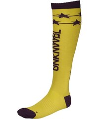 Reebok Damen CoolMax Knee Sock Vital Socken Grün