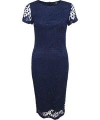 AX PARIS Dámské šaty La Diva modré