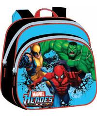 SunCe Malý termo batůžek s přední kapsou - Marvel Heroes