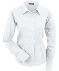 Dámská košile Slim-fit - Bílá S