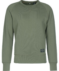 Levi's Skateboarding Crewneck Fleece Sweater ivy green