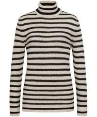 Shirtaporter - Rollkragen-Pullover für Damen