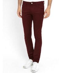 CARHARTT WIP Jeans Rebel Pant Pr Bordeauxrot